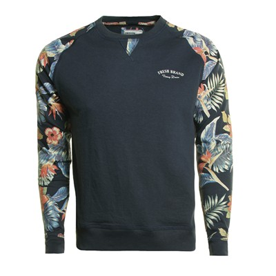 THE FRESH BRAND Sweat-shirt - bleu marine