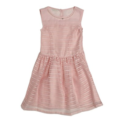 GUESS KIDS Robe courte - rose
