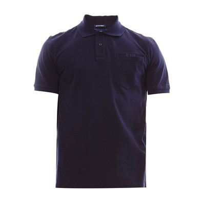 Core pocket - Polo - bleu