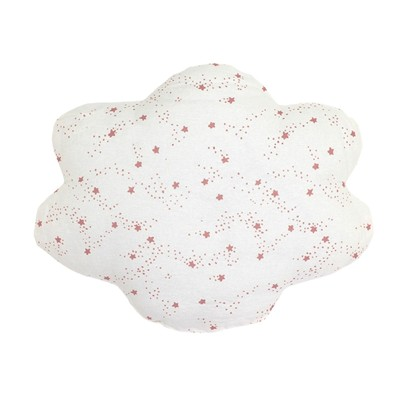 ART FOR KIDS Coussin fantaisie - prune