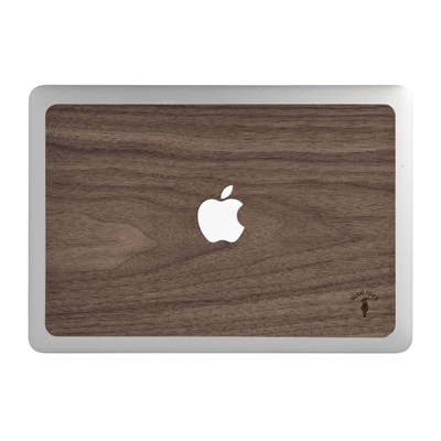WOODSTUCK Retina 15 - Coque pour MacBook Pro - marron