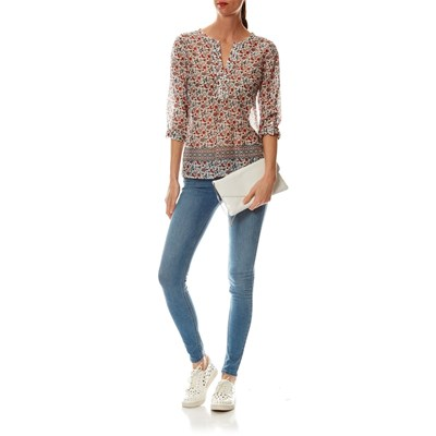 CAROLL Louise - Blouse - multicolore