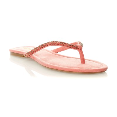 zapatillas Buffalo Chanclas coral
