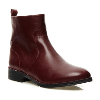 Ariage - Bottines - bordeaux