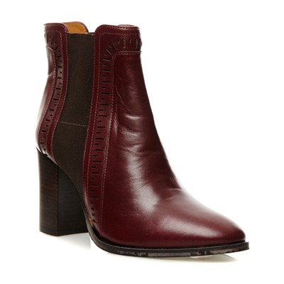 Artou - Bottines - bordeaux