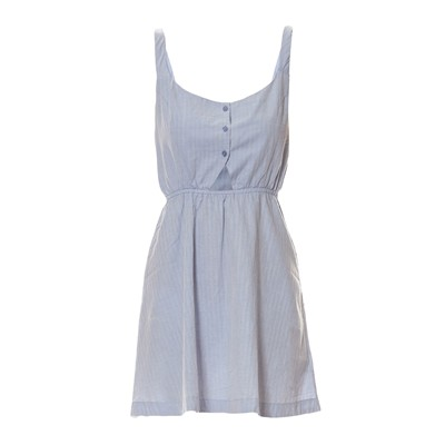 Robe baby-doll - bleu
