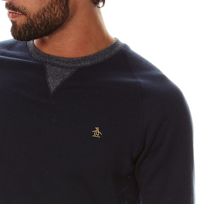 ORIGINAL PENGUIN Sweat-shirt - bleu marine