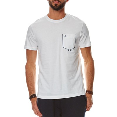ORIGINAL PENGUIN T-shirt - blanc