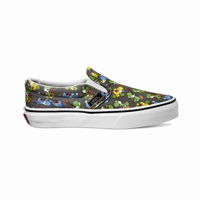 VANS Yosh - Slip-on - multicolore