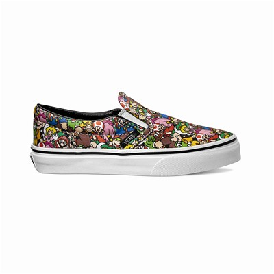 VANS Slip-on - multicolore