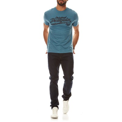 ORIGINAL PENGUIN T-shirt - bleu