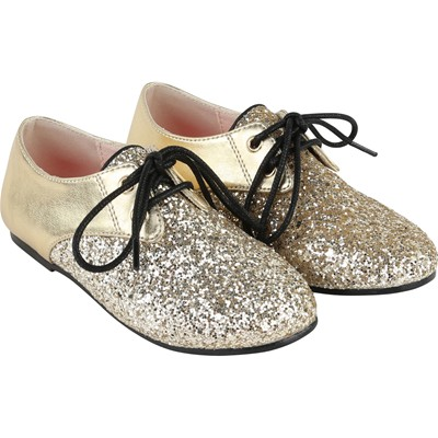 BILLIEBLUSH Derbies - doré