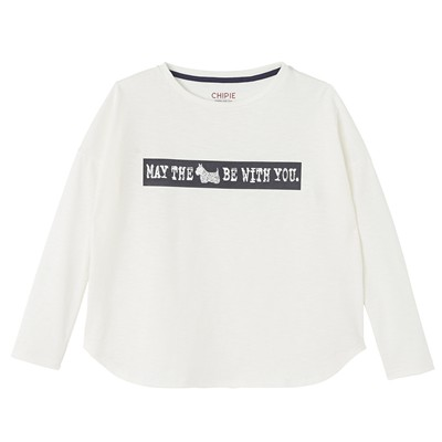 CHIPIE T-shirt - blanc