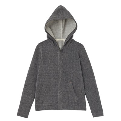 CHIPIE Sweat à capuche - gris