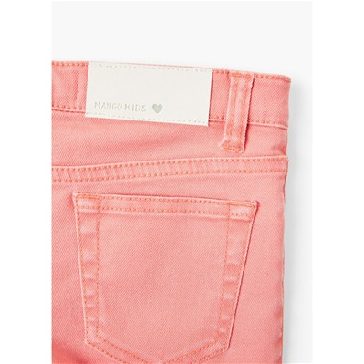 MANGO KIDS Short - rose