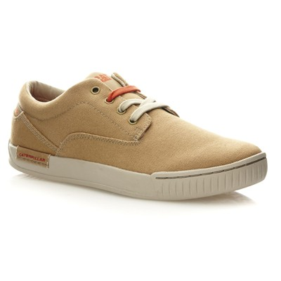 zapatillas Caterpillar Zimzala Canvas Zapatillas beige