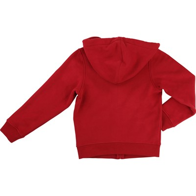 TIMBERLAND Sweat à capuche - rouge