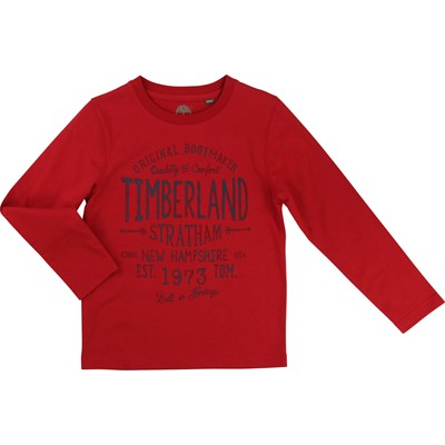 TIMBERLAND T-shirt - rouge
