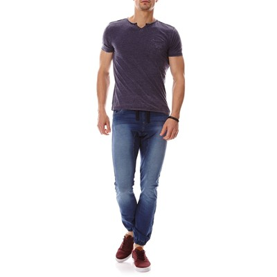 RMS 26 Pantalon - denim bleu