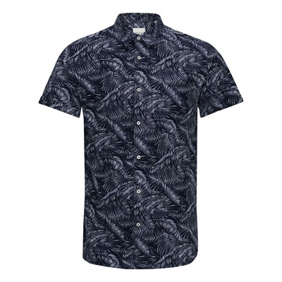 Jack & Jones Tucker - Camisa - azul marino