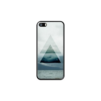 iPhone 5/5s/SE - Coque - noir