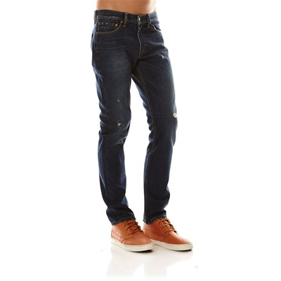 LEVI'S 511 Slim fit - Jean droit - denim bleu