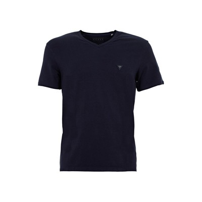 GUESS T-shirt - bleu