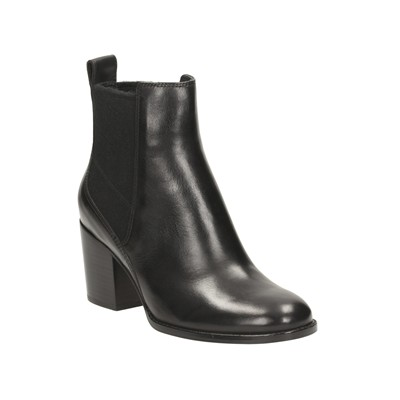 Othea - Bottines en cuir