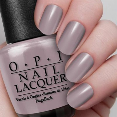 OPI Taupe-less Beach - Vernis à ongles - taupe