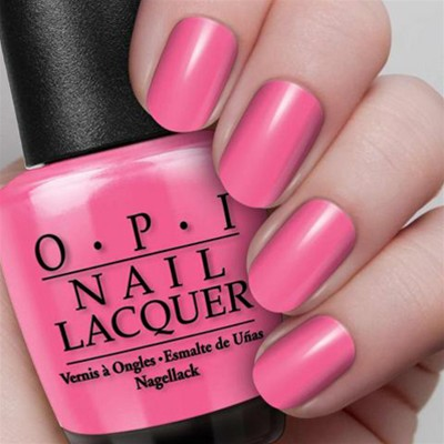 OPI Strawberry Margarita - Vernis à ongles - rose