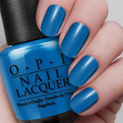 OPI Dating a Royal - Vernis à ongles - bleu