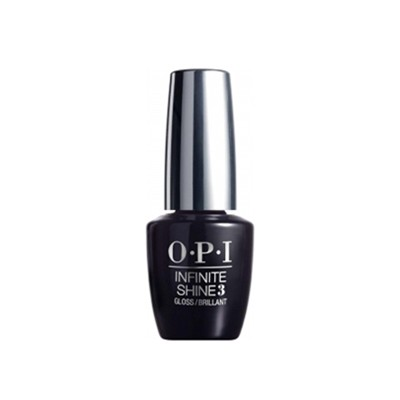 Top Gloss - Vernis à ongles - noir