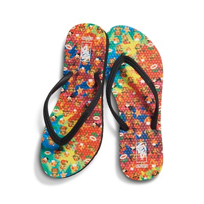 VANS Hanelei - Tongs - multicolore