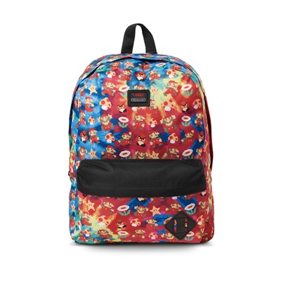 VANS OLD SKOOL II BACKP - Sac à dos - multicolore