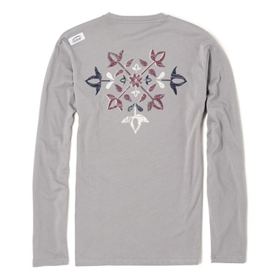 OXBOW Tjalk - T-shirt - gris