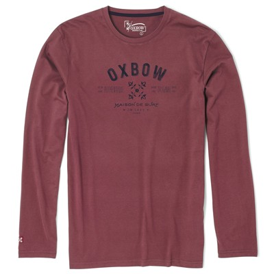 OXBOW Takil - T-shirt - rouge