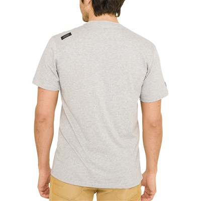 OXBOW Noven - T-shirt - gris chine