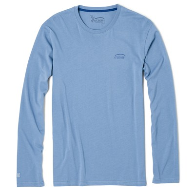 OXBOW Tjalk - T-shirt - bleu