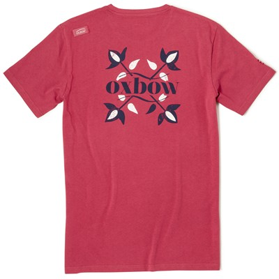 OXBOW Tapeau - T-shirt - rose