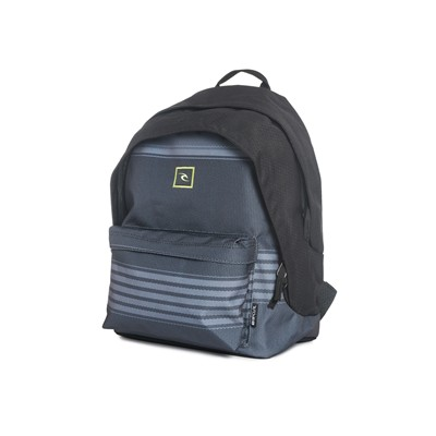 RIP CURL The game double dome - Sac à dos 16L - gris