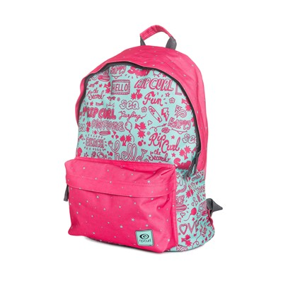 RIP CURL Star let Dome - Sac à dos 16L - rose