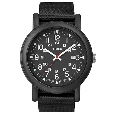 The Heritage Collection ORIGINALS - Montre bracelet en nylon - noir
