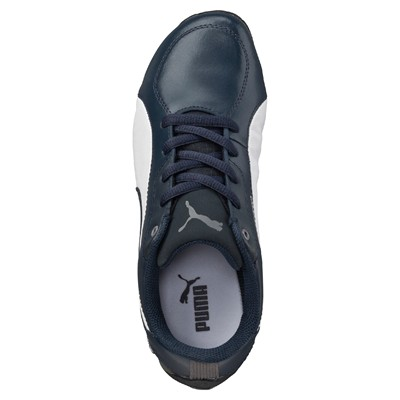 PUMA JR Drift CAT - Baskets en cuir - noir