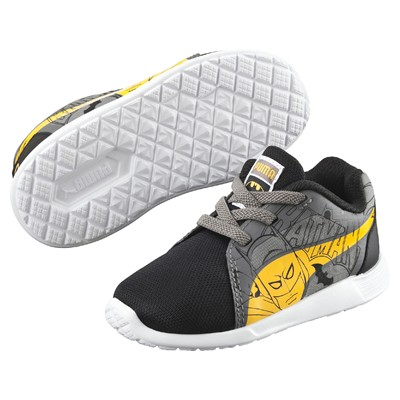 PUMA JR ST Trainer - Baskets - noir