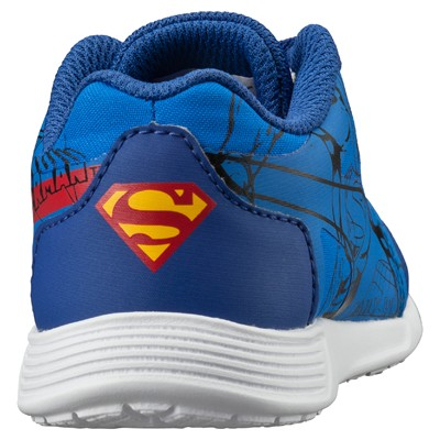 PUMA INF ST TRAINER SUPERMAN - Baskets - bleu