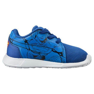 INF ST TRAINER SUPERMAN - Baskets - bleu
