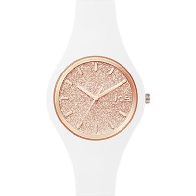 Ice Watch Ice Glitter - Montre analogique - blanc