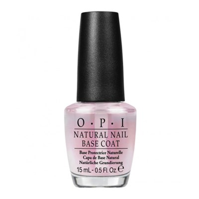 OPI Neutral Nail Base Coat - Vernis à ongles 15 ml - lilas