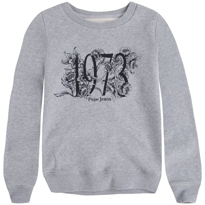 Alma - Sweat-shirt - gris chine