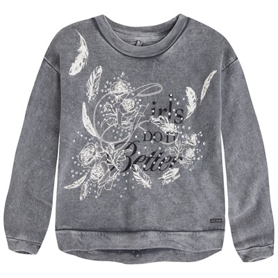 PEPE JEANS LONDON Beccas - Sweat-shirt - charbon